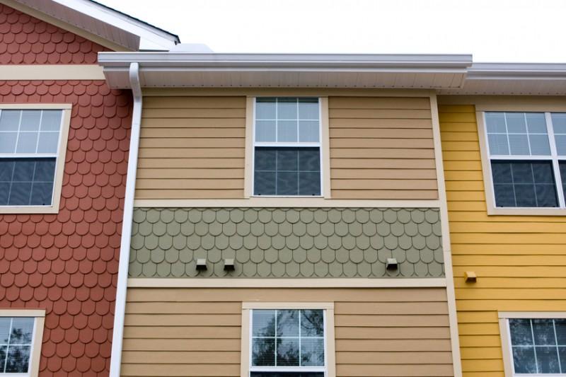 Как и чем отделать фасад дома - технология отделки фасада