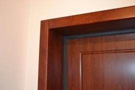 Способы отделки дверных откосов