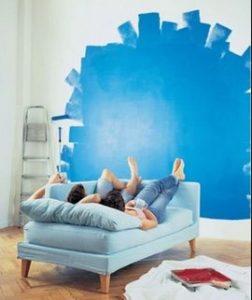 Советы по окрашиванию стен водоэмульсионкой
