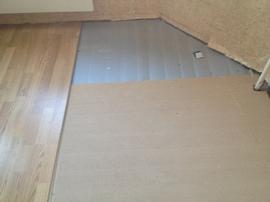 Цементная стяжка под ламинат