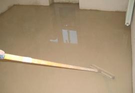 Цементная стяжка под ламинат своими руками