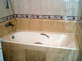 Как установить ванну своими руками - последовательность