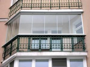 Алюминиевое остекление балконов - преимущества