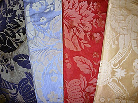 Виды обивочной ткани для мягкой мебели