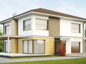 Достоинства готовых проектов домов