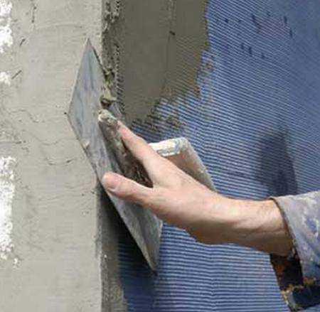 Мокрый фасад - устройство и технология нанесения
