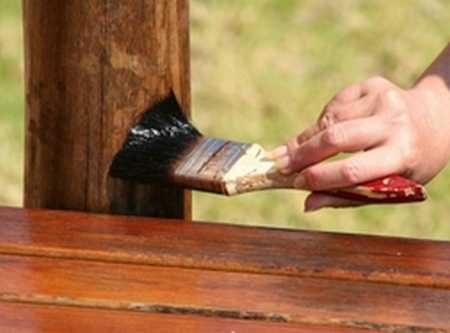 Защита древесины от повреждений, гниения и насекомых