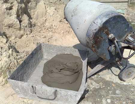 Инструкция приготовления цементного раствора