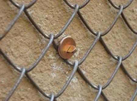 Армирование стены сеткой
