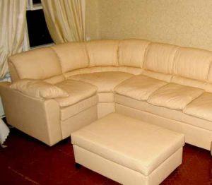 Кожаный диван - плюсы и минусы