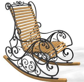 Кресло-качалка. Преимущества использования