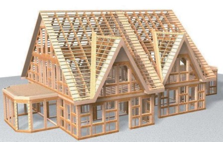 Как защитить каркасный дом от грызунов?