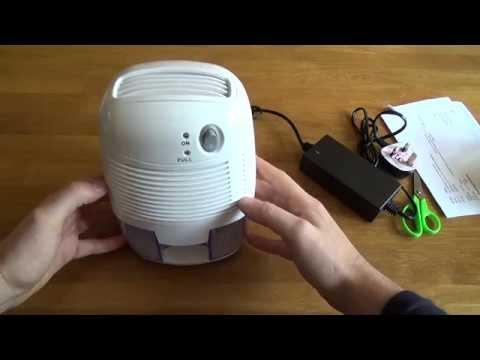 Как просушить подвал при помощи осушителя воздуха?