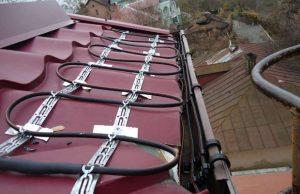 Как избежать сосулек на крышах