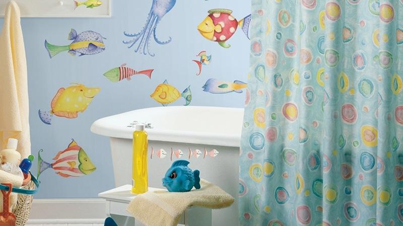 Покраска стен в санузле или в ванной на старую краску
