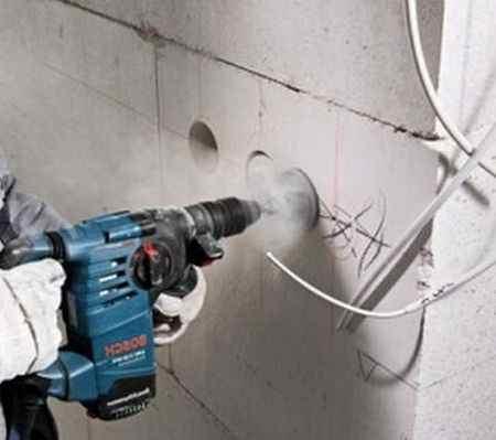 Этапы монтажа электропроводки