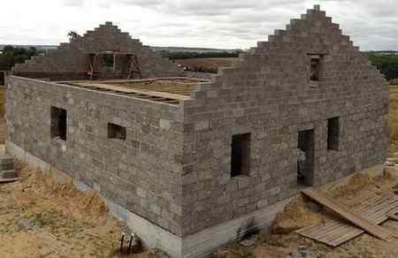 Арболитовый дом и его преимущества