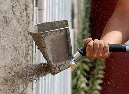 Оштукатуривание арболита - чем штукатурить арболитовые стены?