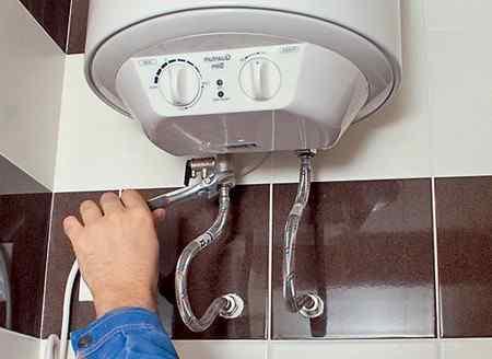 Поломки водонагревателя