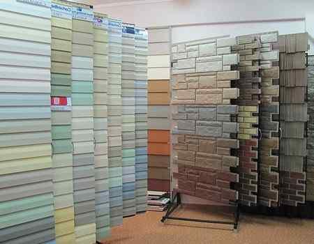 Разновидности сайдинга - виниловый, металлический, цокольный