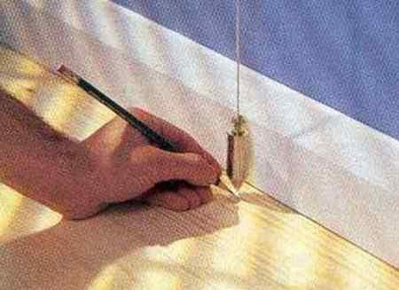 Весок своими руками для провешивания стен самостоятельно