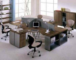 Популярная офисная мебель