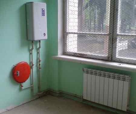 Отопление электрокотлом - минусы