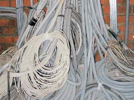 Что такое слаботочка - монтаж слаботочных сетей