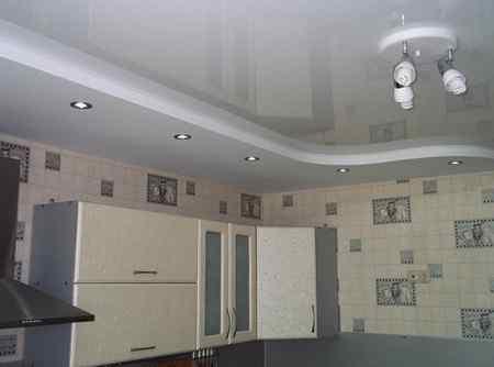 Гипсокартонный или натяжной потолок