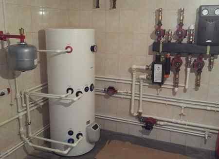 Завоздушивается система отопления