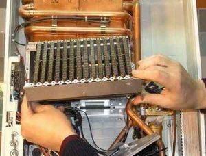 Чем промыть котел отопления