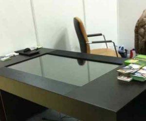 Что такое интерактивный стол