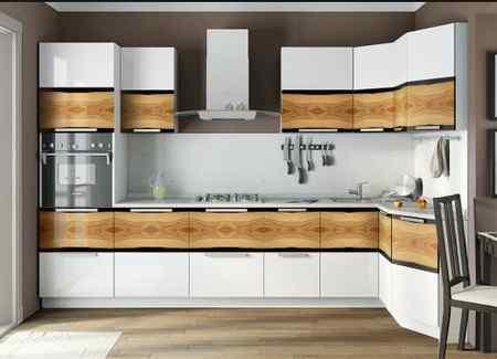 Модульные кухни - что это такое, в чем их преимущества?