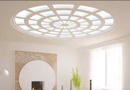 Как покрасить потолок из гипсокартона