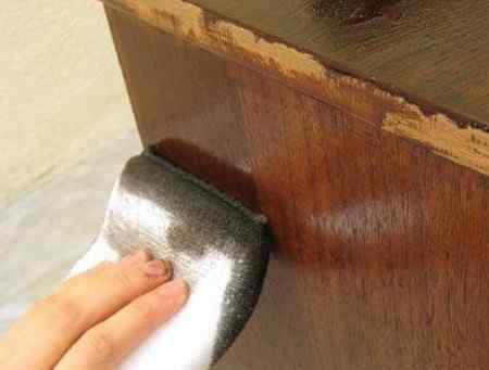 Способы реставрации мебели