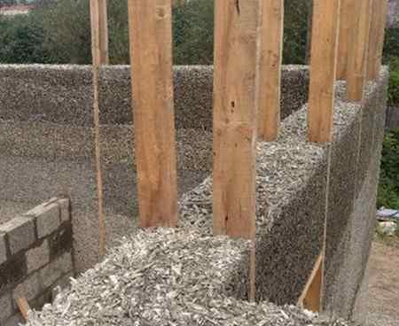 Баня из арболита — стоит ли делать, за и против строительства