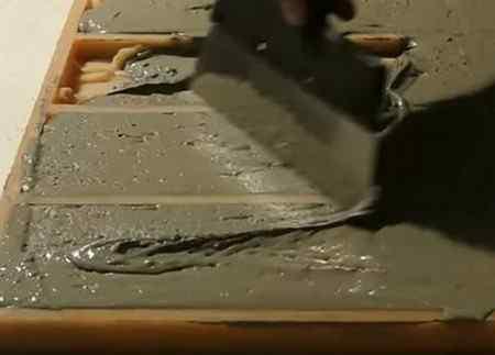 Форма для искусственного камня своими руками из силикона