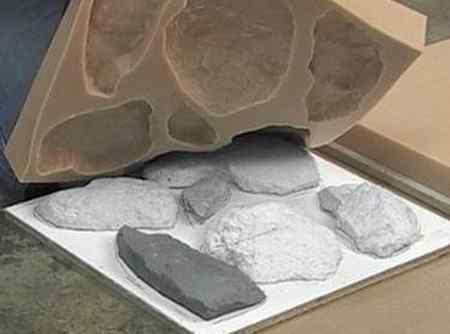 Как сделать декоративный камень из гипса своими руками?