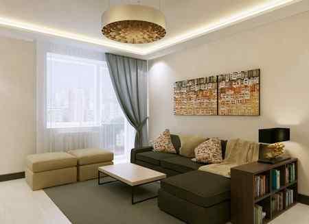 Особенности ремонта квартиры под ключ