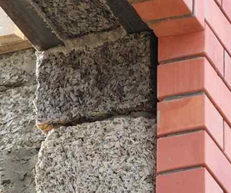 Нужно ли утеплять дом из арболита?