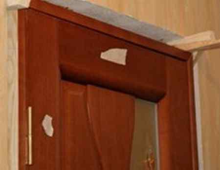 Подготовка дверного проёма и инструментов к установке межкомнатных дверей