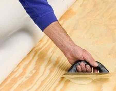 Как подготовить бетонные полы под линолеум