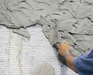 Виды строительных штукатурок - какая бывает штукатурка
