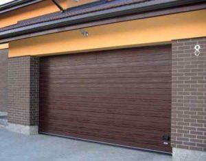Автоматические гаражные ворота – плюсы и минусы