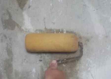 Как работать с грунтовкой для стен?