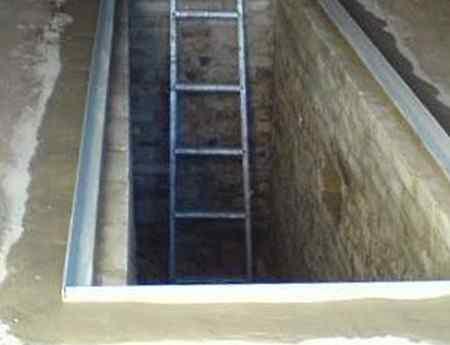 Этапы строительства гаража из пеноблоков