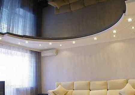 Преимущества натяжных потолков в квартире