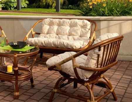 Мебель из ротанга и её основные преимущества покупки