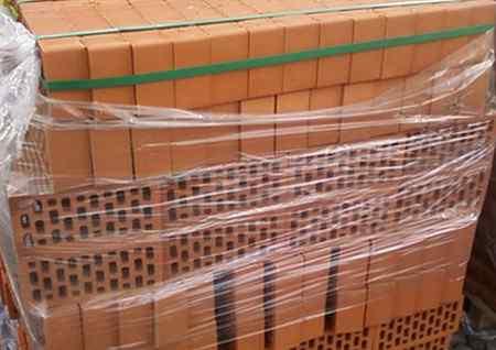 Керамический кирпич - свойства, производство, применение