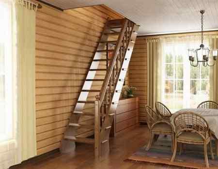 Лестница на чердак: виды, конструкции, требования и выбор